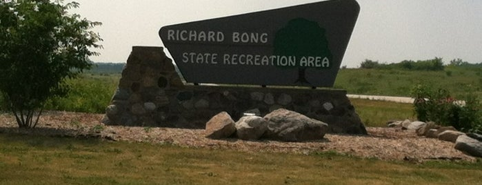 Richard Bong Recreation Area State Park is one of Consta 님이 좋아한 장소.