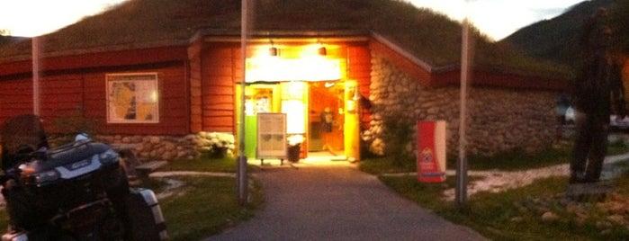 Nordnes Camp & Bygdesenter is one of Orte, die Yunus gefallen.