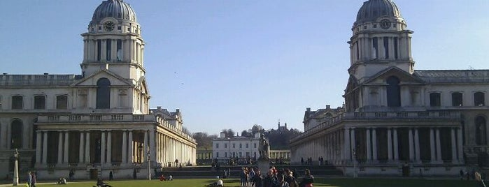 Greenwich Naval College Gardens is one of london.