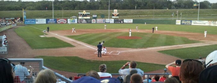 Lewis and Clark Park is one of Independent League Stadiums.