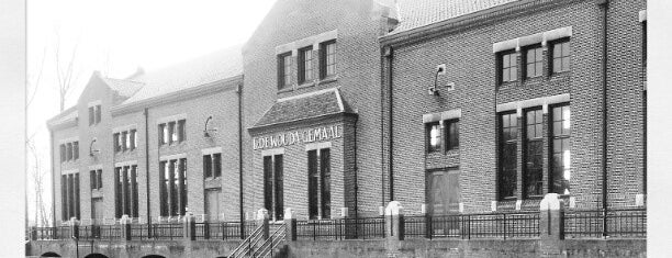 Ir. D.F. Woudagemaal is one of The Netherlands.