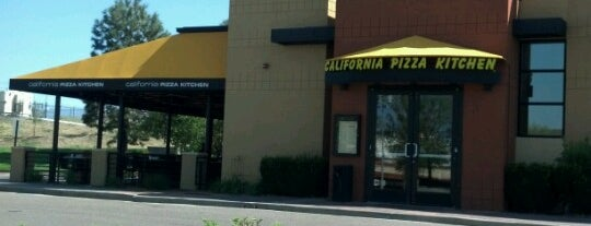 California Pizza Kitchen is one of Lugares favoritos de SooFab.