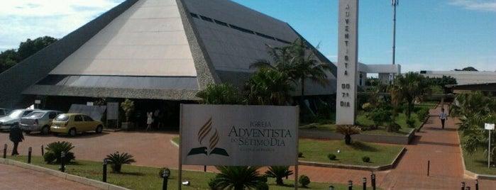 Igreja Adventista do Sétimo dia (IASD) is one of Pontos Turisticos.