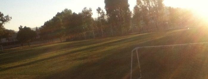 Unidad Deportiva Benito Juarez is one of สถานที่ที่ J. Pablo ถูกใจ.