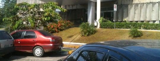 Hospital Marcio Cunha Unidade I is one of Tempat yang Disukai Thiago.