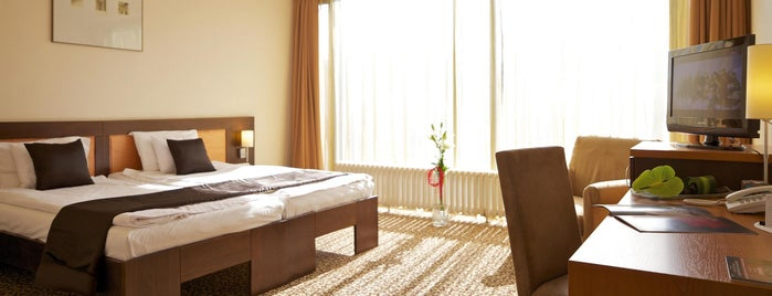 Best Western Plus Hotel Ambra is one of Best Western Hotels in Central Europe.