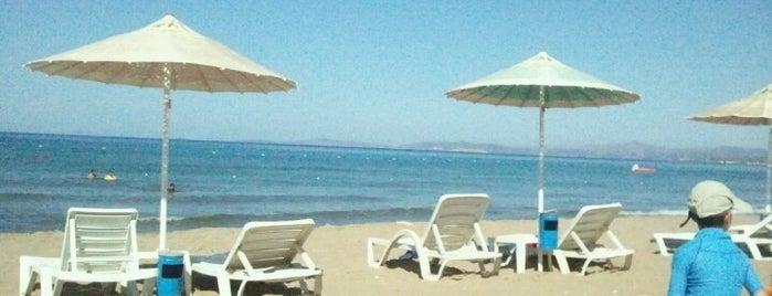 özdere havacılar kampı astsubay plajı is one of 🇹🇷 : понравившиеся места.
