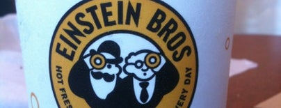 Einstein Bros Bagels is one of My trip to Florida.