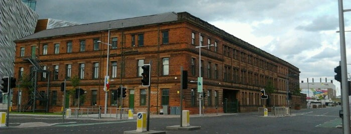 Former Harland & Wolff Drawing Offices is one of Carlさんのお気に入りスポット.
