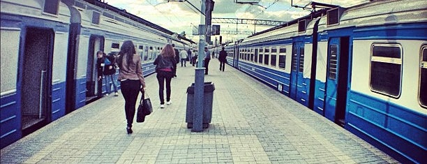 Yaroslavsky Rail Terminal is one of 5 Коллекция – Жемчужины и бриллианты!!!.