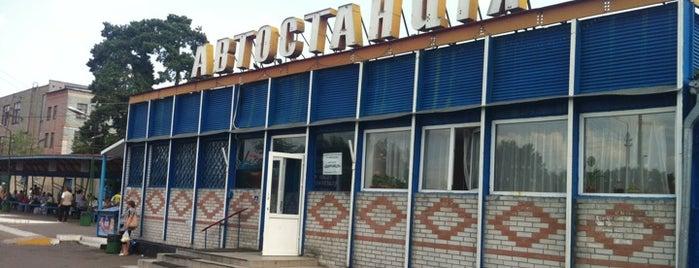 "Автостанція №4 ""Дарниця"" is one of Favorite affordable date spots."