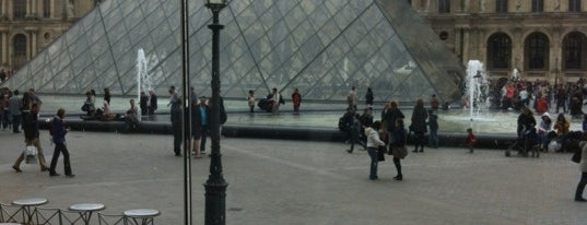 Museo del Louvre is one of wonders of the world.
