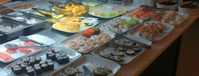 Wok Nagasaki is one of Sushi Restaurants.