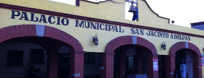 San Jacinto Amilpas is one of Posti che sono piaciuti a Zava.