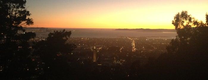 The Big C is one of Berkeley.