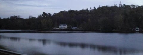 Loch Ness is one of Hopefully, I'll visit these places one day....