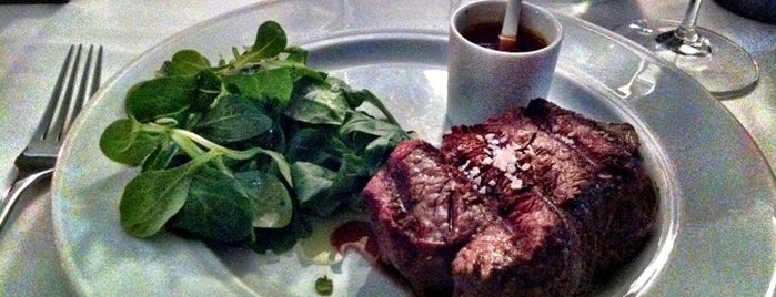 La Vaca Argentina is one of Favorite eat&drink places in Madrid.