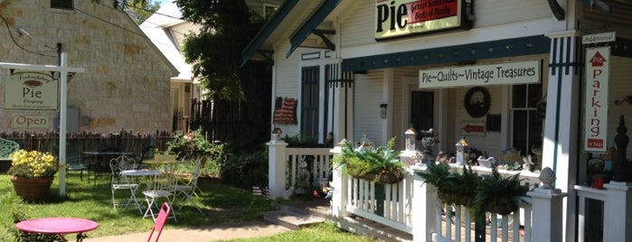 Fredericksburg Pie Company is one of USA - Austin.