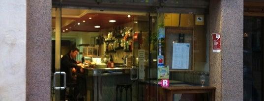 Navia is one of Sitios con WiFi en Barcelona.