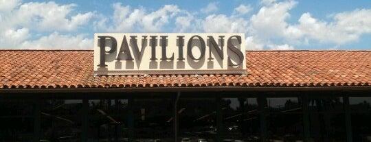 Pavilions is one of Malibu.