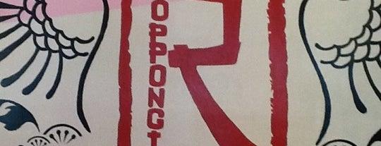 Roppongi is one of Valeriyさんのお気に入りスポット.