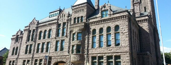 Old Courthouse Museum is one of Top Things to do in Sioux Falls.