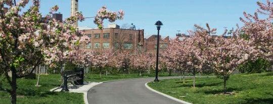 Elmhurst Park is one of NYC hidden gems.