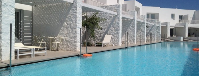 Patmos Aktis Suites & Spa is one of Seda : понравившиеся места.