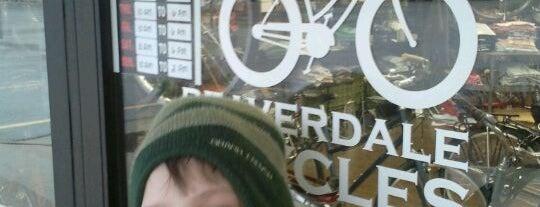 Beaverdale Bicycles is one of สถานที่ที่ Brian ถูกใจ.