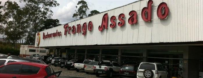 Frango Assado is one of Lugares favoritos de Thiago.
