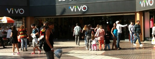 Mall Vivo El Centro is one of All-time favorites in Chile.