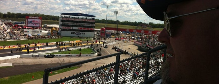 Lucas Oil Raceway at Indianapolis is one of Bucket List for Gearheads.