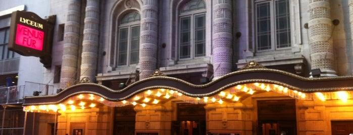 Lyceum Theatre is one of Adam Khoo - Theaters - New York, NY.