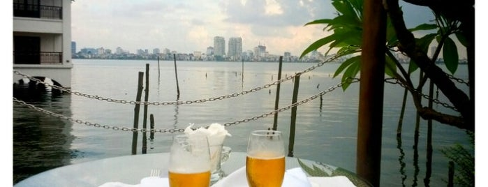 Sunset Bar is one of Hanoi.