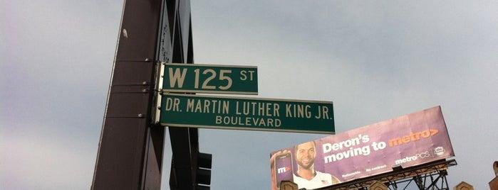 Harlem is one of NY To Do.