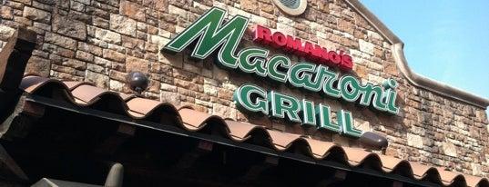 Romano's Macaroni Grill is one of Locais curtidos por Brendiflex.