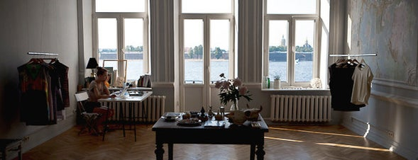Taiga Creative Space is one of Saint-Petersburg TOP places.