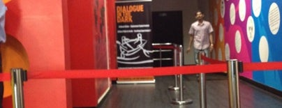 Dialogue In The Dark @ Inorbit Mall is one of สถานที่ที่ Pious ถูกใจ.