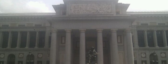 Museo Nacional del Prado is one of Madriz.