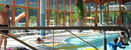 Watzmann Therme Berchtesgaden is one of Terme, Therme, Термы.
