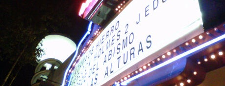 Cines del Paseo is one of Cines de la Argentina.