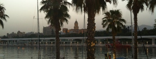 Muelle Uno is one of Málaga: Coffee, brunch, shopping & chill places!.