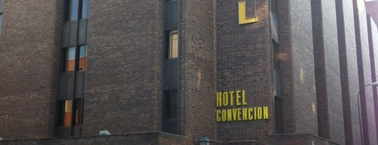 Novotel Madrid Center is one of hoteles - alojamiento.