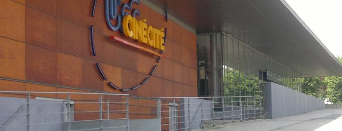 UGC Ciné Cité Ludres is one of Posti che sono piaciuti a Hervé.