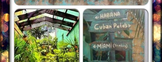 Cuban Pete's is one of Nj.