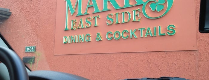 Mark's East Side is one of Appleton.