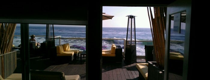 The Deck On Laguna Beach is one of LACA.