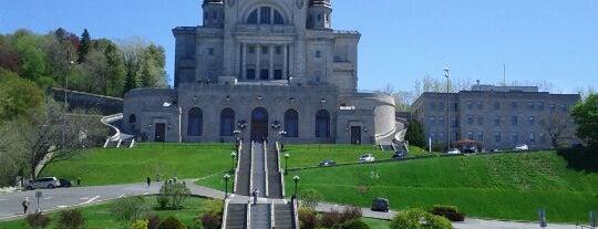 Oratoire Saint-Joseph / Saint Joseph's Oratory is one of Musées Montréalais.