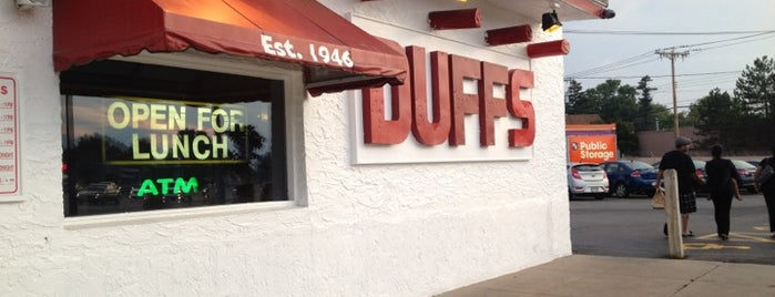 Duff's Famous Wings is one of Places to visit in the US of A!.