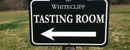 Whitecliff Vineyard & Winery is one of Hudson Valley.